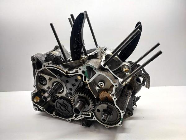 Aprilia Caponord ETV 1000 ABS - Motorblock Motor Kurbelwelle Getriebe