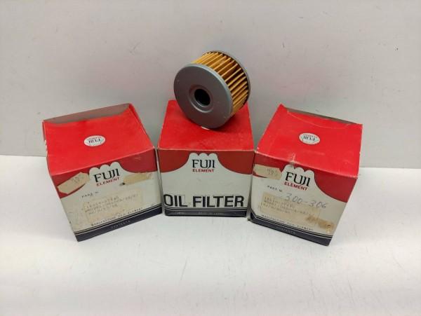 3x FUJI Ölfilter NEU - Suzuki DR500X SX Z SZ D SD SE (38-6)