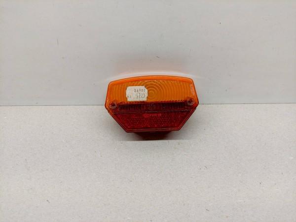 ULO 249 ORIGINAL Rücklichtglas Kappe NEU KTM Kreidler Zündapp Hercules (39-14)