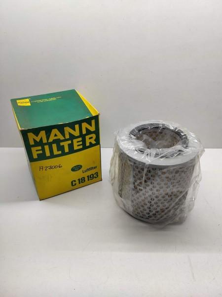 Original MANN Luftfilter C18193 - Mazda 626 ! -- (E14