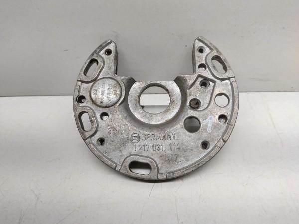 Zündapp Bergsteiger - Bosch Grundplatte Ankerplatte 1 217 031 114 ! -- (ZK)