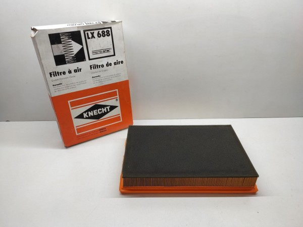 Mahle / Knecht LX 688 Luftfilter - Ford Galaxy Mk1, Seat Alhambra 1 ! - E3