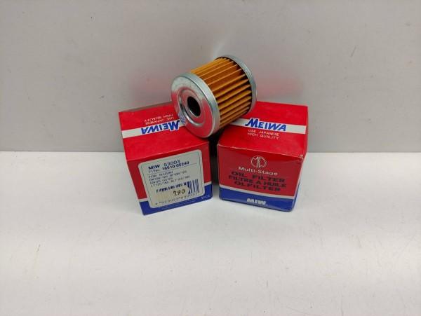 2x MIW Ölfilter S3003 - Suzuki DR100 125 SP100 125 GN125 GS125 LT125 (38-6)