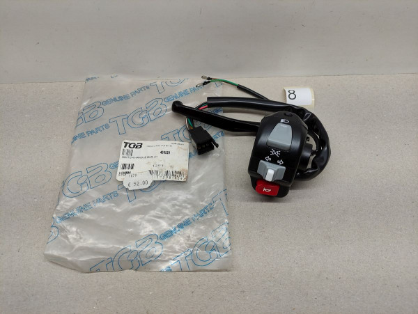 Pegasus SKY 125 ORIGINAL Schaltereinheit 400529 NEU Blinker Hupe TGB (40-11)