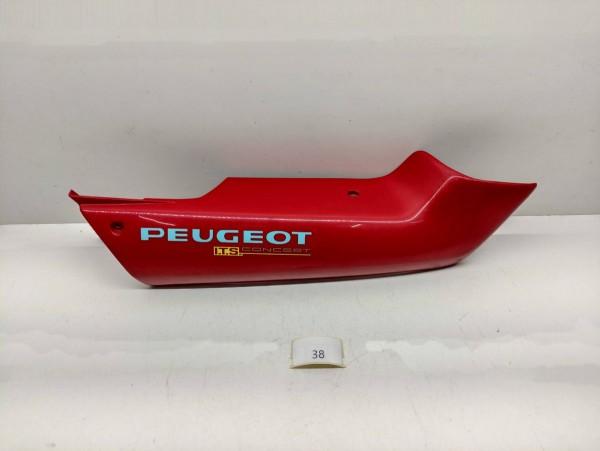 Peugeot Fox Mofa - Verkleidung rechts Seitenteil Abdeckung fairing (39)