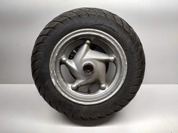 Kymco Spacer 125 SH25 - Vorderrad Reifen Felge vorne ! -- (34)