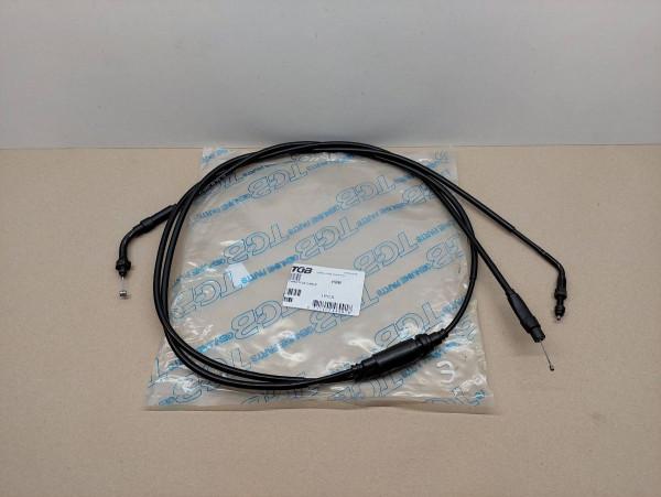 Pegasus Express 50 TGB Delivery 50 Gaszug komplett 413066 Throttle Cable (40-14)
