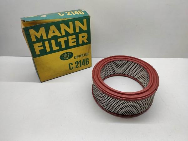 Original MANN Luftfilter C2146 - Renault 6, Estafette, Rodeo 6 ! -- (E9