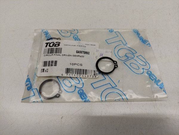 Pegasus R50X TGB Bullet - Sicherungsring Getriebe Sprengring (39-5)
