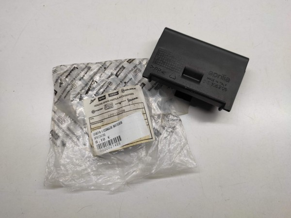 Aprilia RSV 1000 R - Batterie Abdeckung Verkleidung Klappe Halterung NEU (E11)