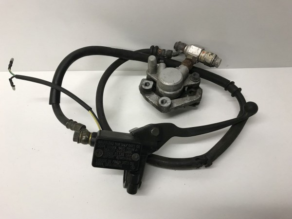 Wangye Sunny WY50QT-4 Bremse vorne Bremszange Bremsleitung