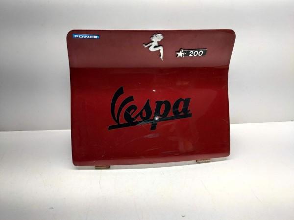 Vespa Cosa 200 FL - Beindschild Deckel Abdeckung Innenraum ! -- (35)