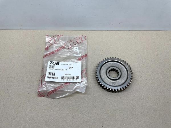 Pegasus SKY Corona R50X TGB Bullet Zahnrad Getriebe 427533 gear driven (40-18)