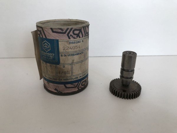 Vespa PX (ab 84) Cosa, T5 125ccm - originale Ölpumpe - NEU ! -- P1