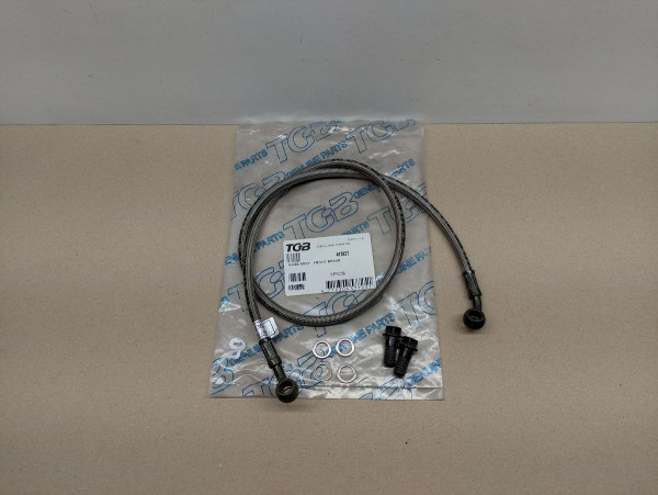 Pegasus R50X TGB Bullet ORIGINAL Bremsleitung vorne 413627 front brake (40-14)