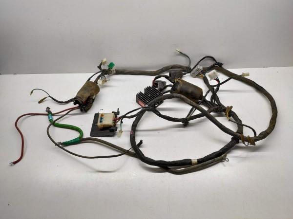 Kymco Spacer 125 SH25 - original Kabelbaum Kabelstrang Gleichrichter ! -- (34)