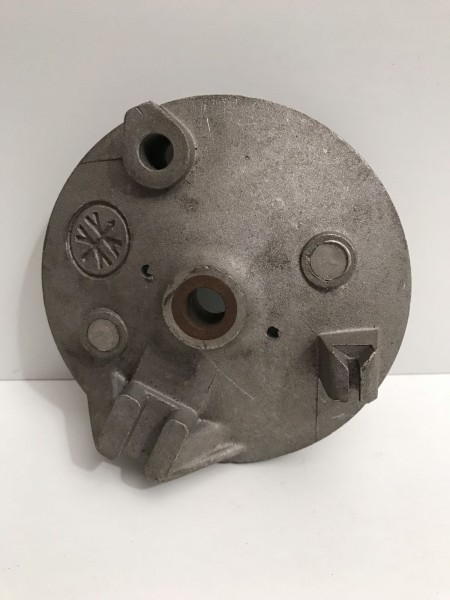 Kreidler K54 Bremsankerplatte - 116mm - NEU !