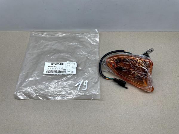 Pegasus S50 LX - ORIGINAL Blinker vorne ZEG 33450-HS07A-00000 NEU (40-19)