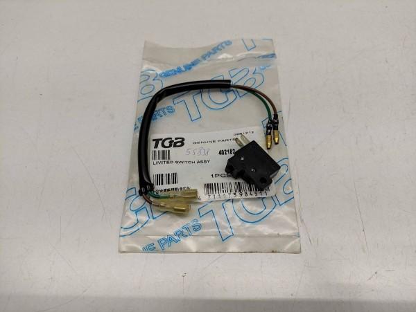 TGB Pegasus SKY 50 Corona - original Bremslichtschalter + Kabel NEU (39-4)